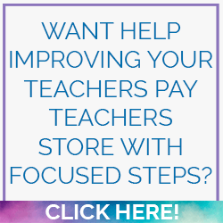 TpT Focused Success Affiliate Button
